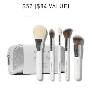 Morphe Jaclyn Hill Complexion Master 5pc Brushes